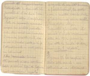 Diario del 25 Maggio p1