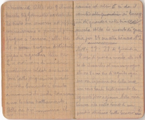 notte 27 28 maggio 1915