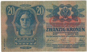 banconota austriaca