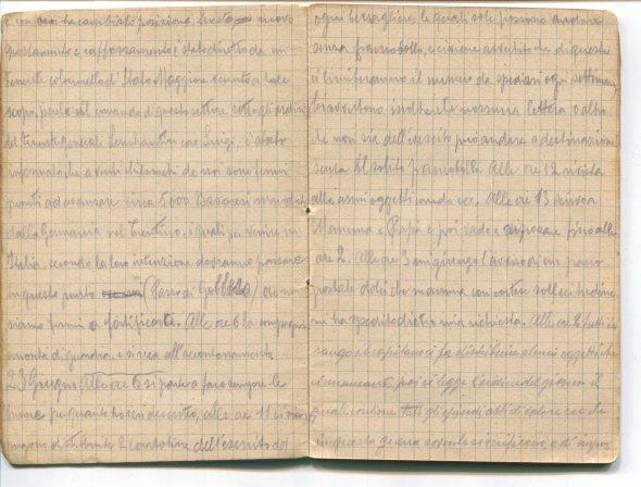 Diario 23 giugno 1915