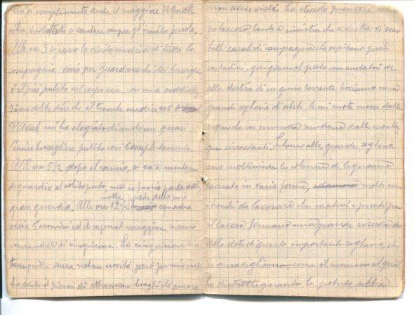 diari 27 giugno 1915