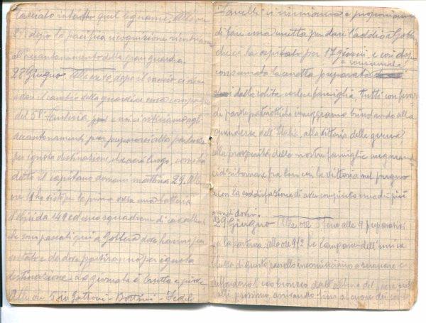 Diari 28 giungo 1915