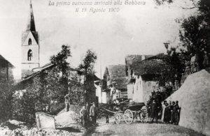 Canal San Bovo, Passo Gobbera
