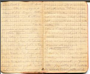 diari 11 ottobre 1915
