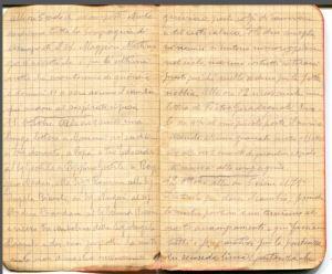 diari 12 ottobre 1915