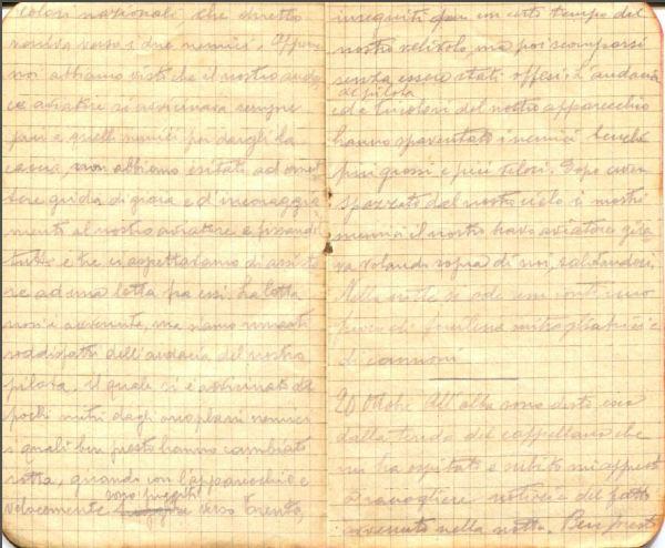 diari 20 ottobre 1915