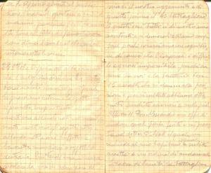 diari 23 ottobre 1915