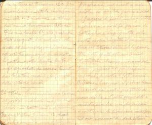 diari 24 ottobre 1915