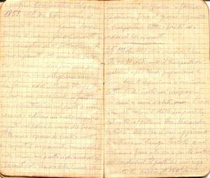 diari 25 ottobre 1915