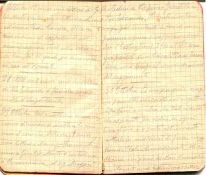 diari 29 ottobre 1915