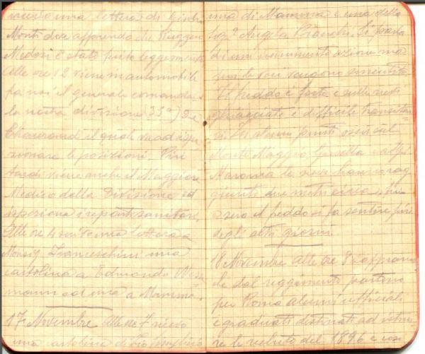 diari 17 novembre 1915