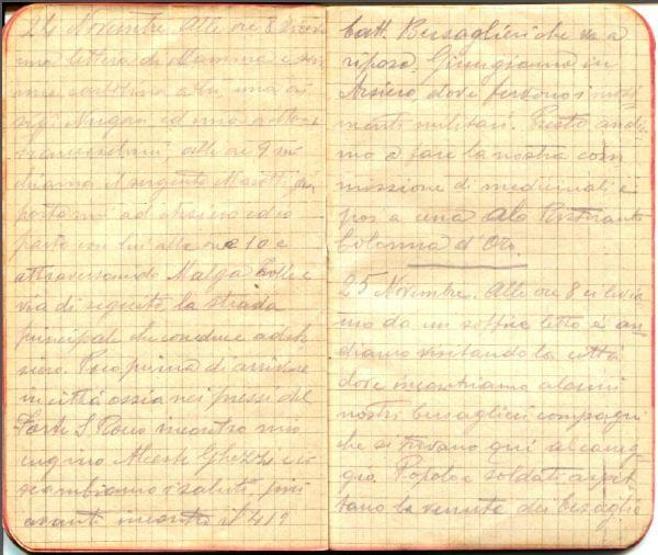 diari 24 novembre 1915