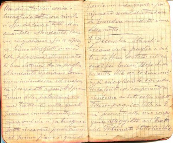diari 03 dicembre 1915