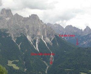 Val Male Valanga