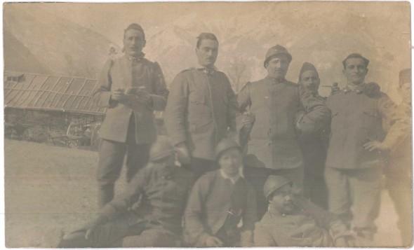 gruppo commilitoni
